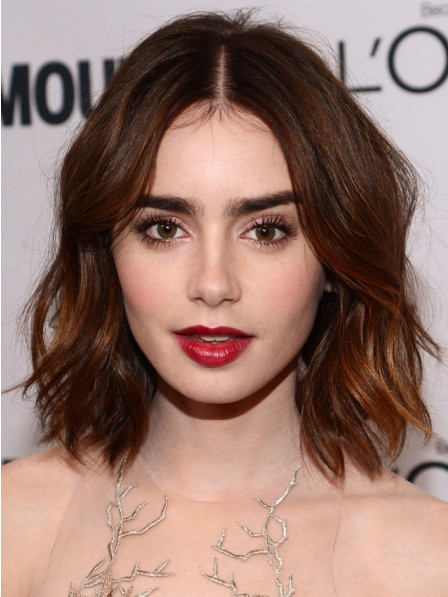 Best Monofilament Human Hair Lace Front Wigs for White Women