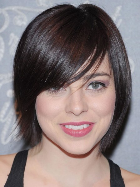 Hot Sale Lace Front Synthetic Celebrity Bob Wigs 2019