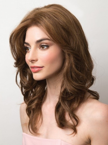 Best Quality Brazilian Remy Human Hair Lace Front Wig Mono Top