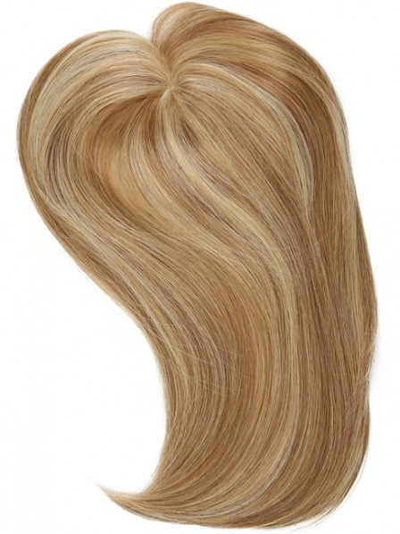 Remy Human Monofilament TopPiece Hairpiece