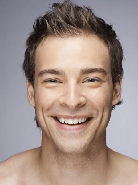 Heywigs Super Thin Skin V-looped Mens Hair Pieces