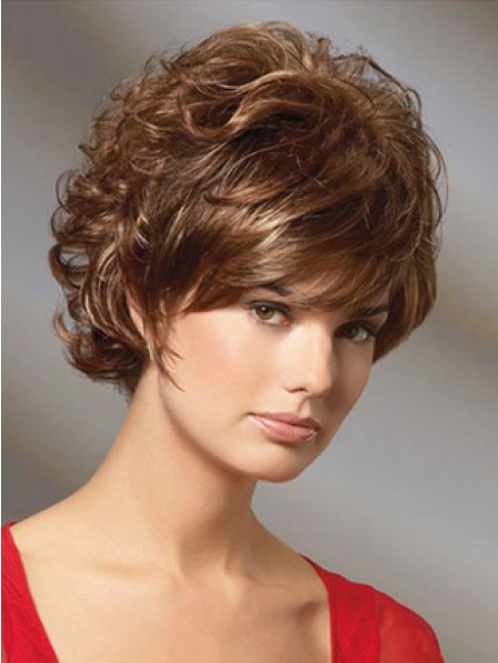 Fast Ship Synthetic Short Wavy Hair Wigs Store