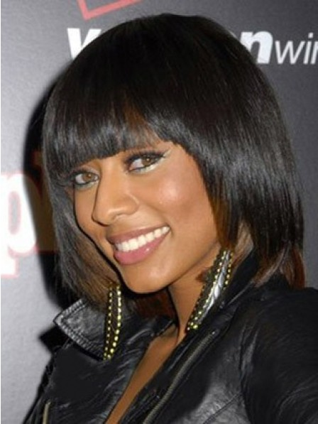 Best Cute Chin Length Straight African American Wigs Shops
