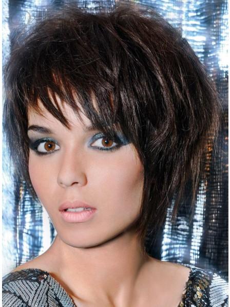 Hot Sale Natural Straight Capless Human Hair Wigs